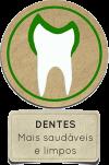 Dentes mais saudáveis e limpos - Natural Extra Charolesa