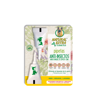 Pipetas Anti-insectos para Cães