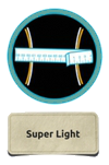Super light - Natural Extra Hepadiet