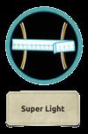Super light - Natural Extra Hepadiet