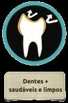 Dentes mais saudáveis e limpos - Hepadiet